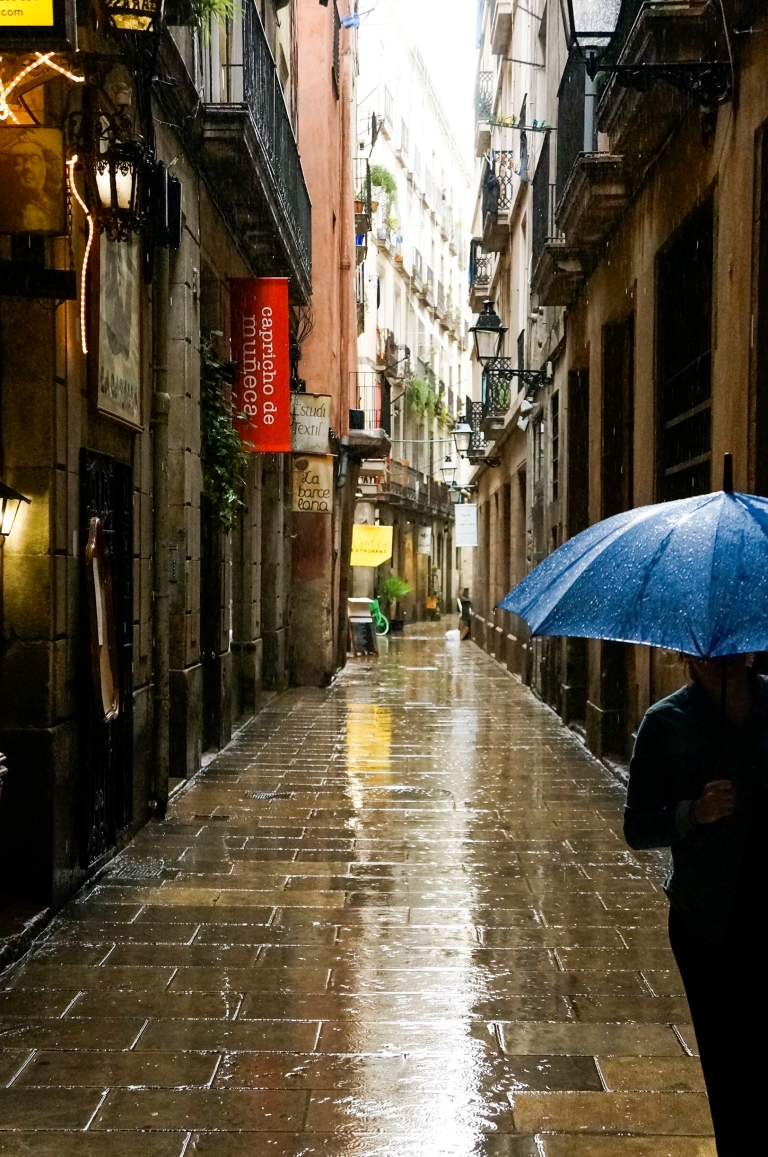 Rainy Born